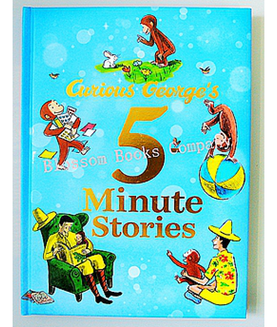 5-Minute Stories  Curious George