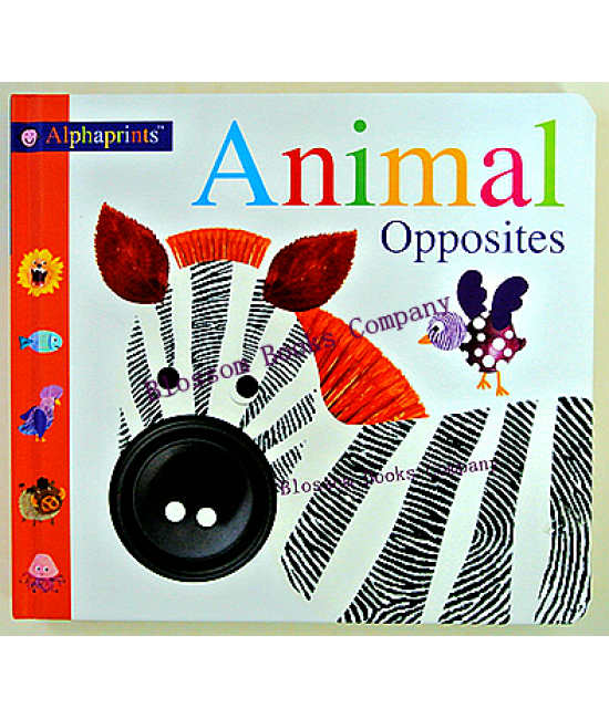 Alphaprints:( Animal Opposites)