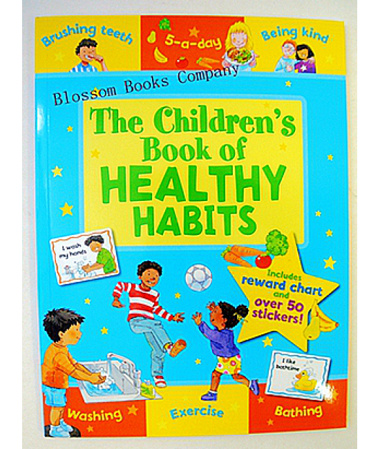 Children Book (Healthy Habits)