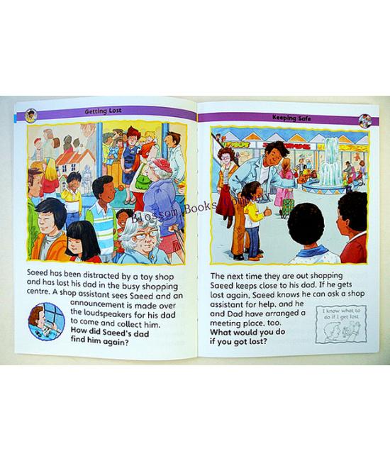 Children Book (Keeping Safe)