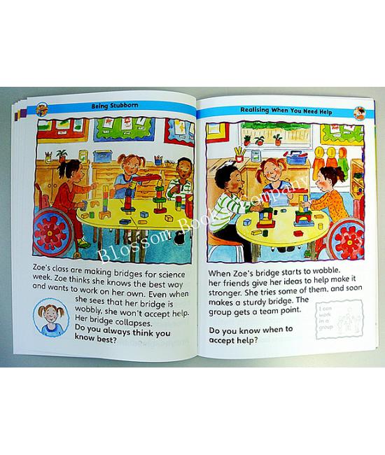 Children Book (Making Friends)