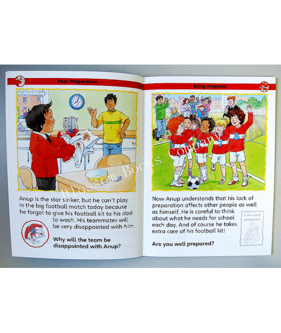 Children Book (Success at School)