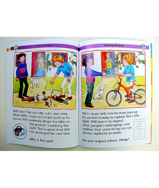 Children Book (Money Sense)