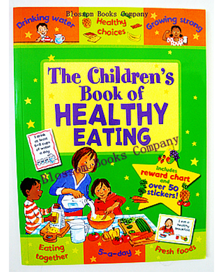 Children Book (Healthy Eating)