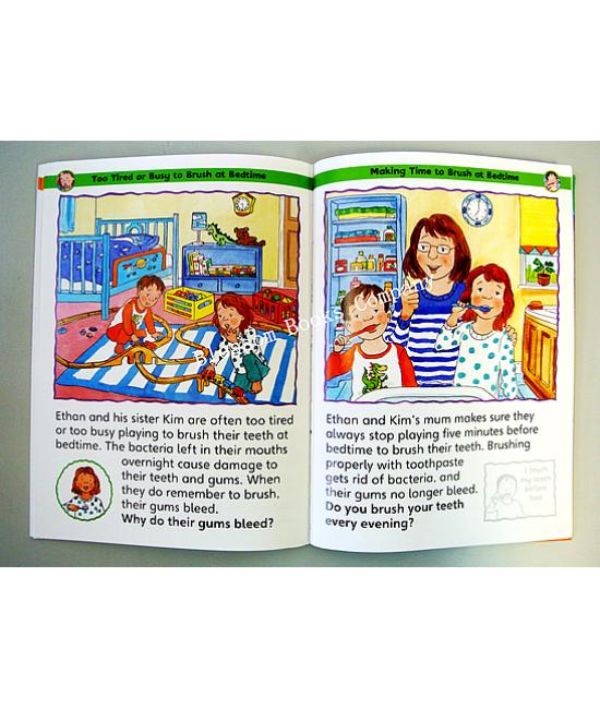 Children Book (Book of Dental Health)