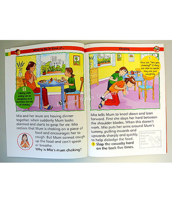 Children Book (First Aids Skill)
