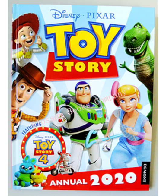 Disney Toy Story Annual 2020