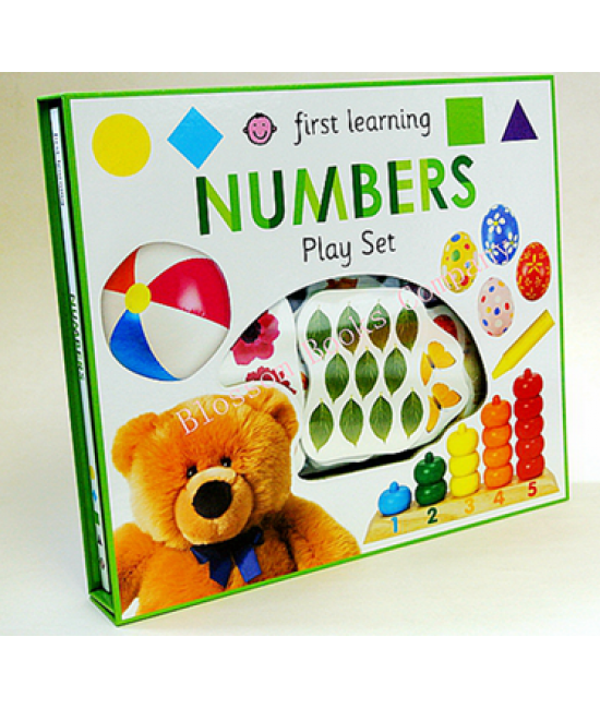 First Learning -Numbers Play Set