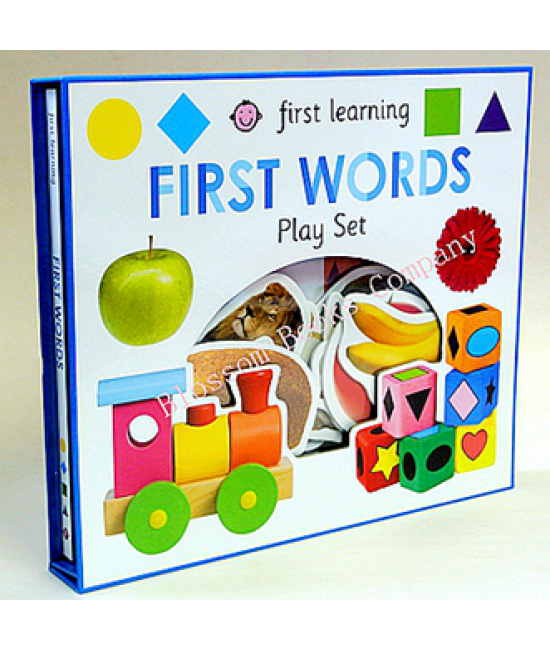 First Learning: First Words Play Set