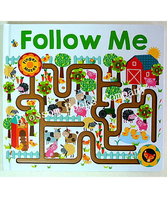Finger Mazes (Follow Me)
