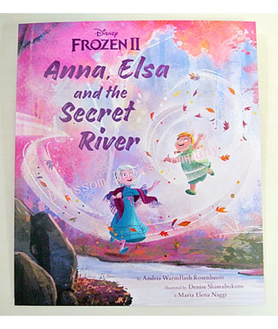 Frozen II - Anna, Elsa Secret River