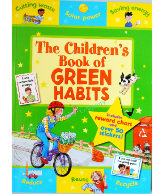 Children Book (Green Habits)