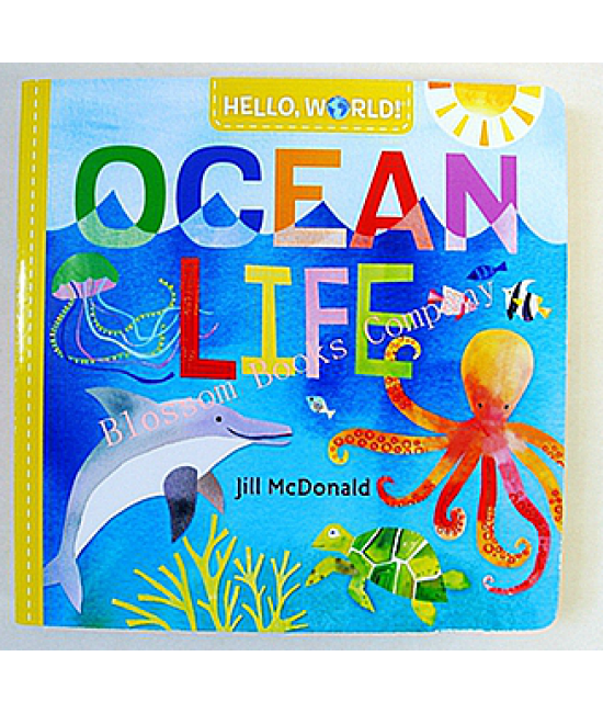 Hello World: Ocean Life