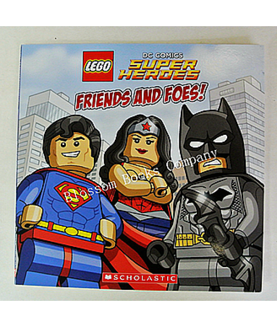 Lego: Friends and Foes