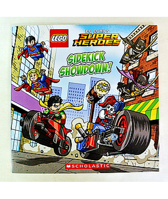 Lego: Sidekick Showdown