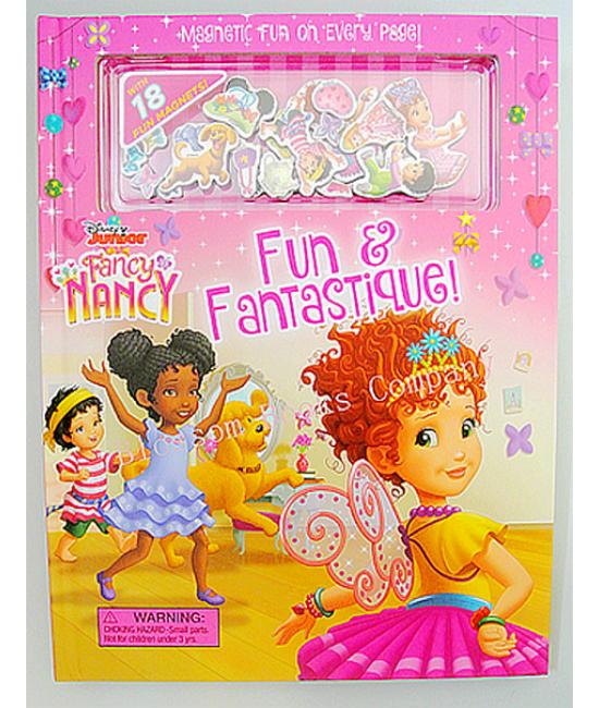 Disney Fancy Nancy Fun & Fantastique! Magnetic Fun