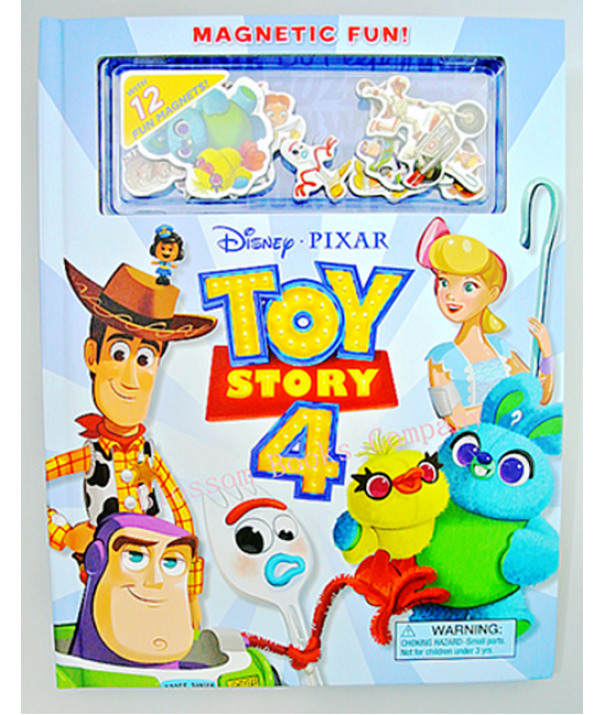Disney / Pixar Toy Story 4 Magnetic Fun!