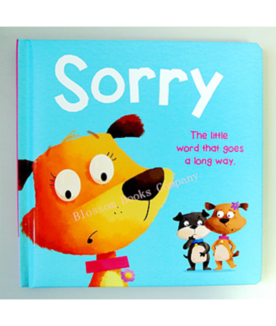 Manners Book: Sorry