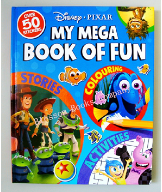 My Mega Book: Pixar