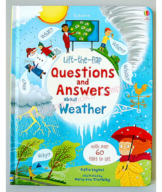 Lift the Flap-Questions and Answers about Weather