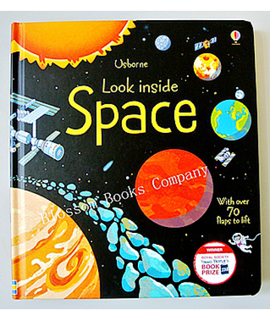 Usbome Look Inside: Space