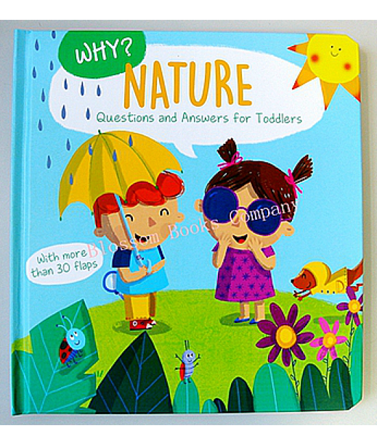 Why? Questions and Answers for Toddlers: Nature