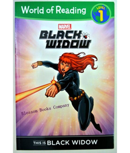 World of Reading  AVAENGERS Level 1 (6 Books Inside)